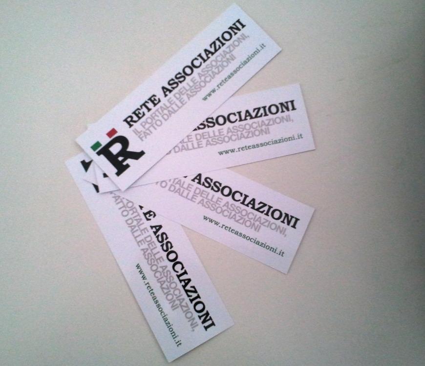 Rete Associazioni al Festival del Volontariato