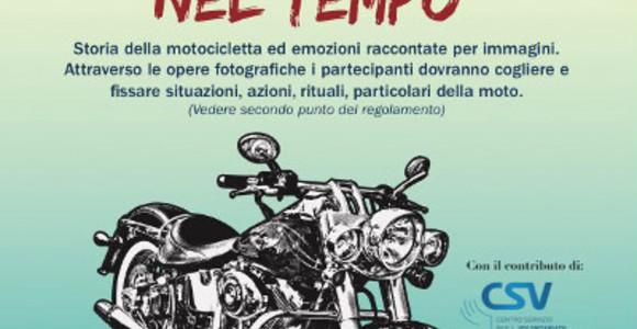 Concorso fotografico 2015 – La motocicletta nel tempo