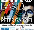 Concerto Tributo a Peter Gabriel