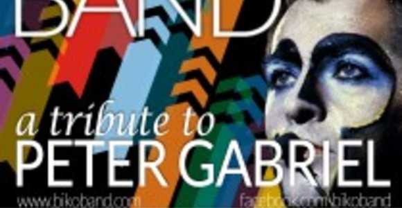Concerto Tributo a Peter Gabriel