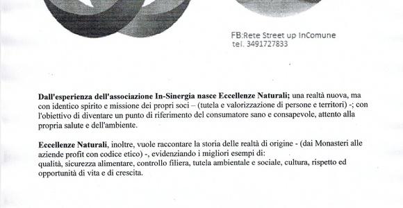 Nasce a Genova Eccellenze Naturali