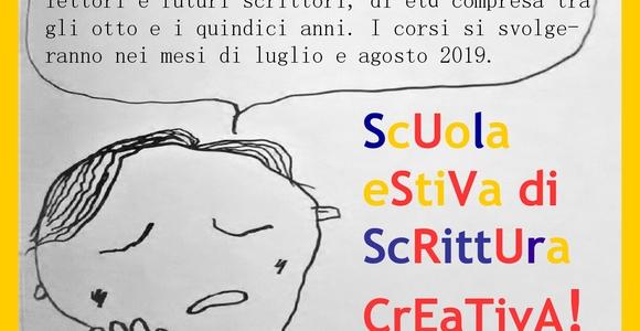 Corso di scrittura creativa per bambini