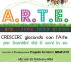 Presentazione progetto A.R.T.E.