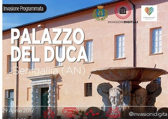 Invasioni Digitali 2017 a Senigallia!