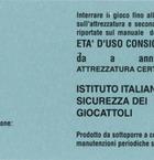 Istituto Veneto sicurezza parchi gioco