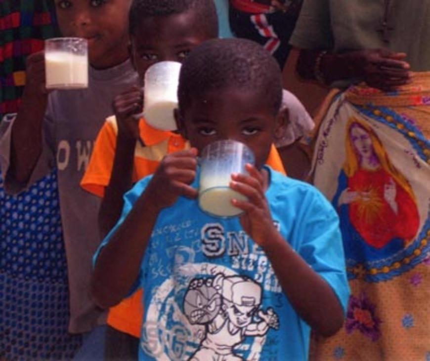 Progetti: Latte pediatrico