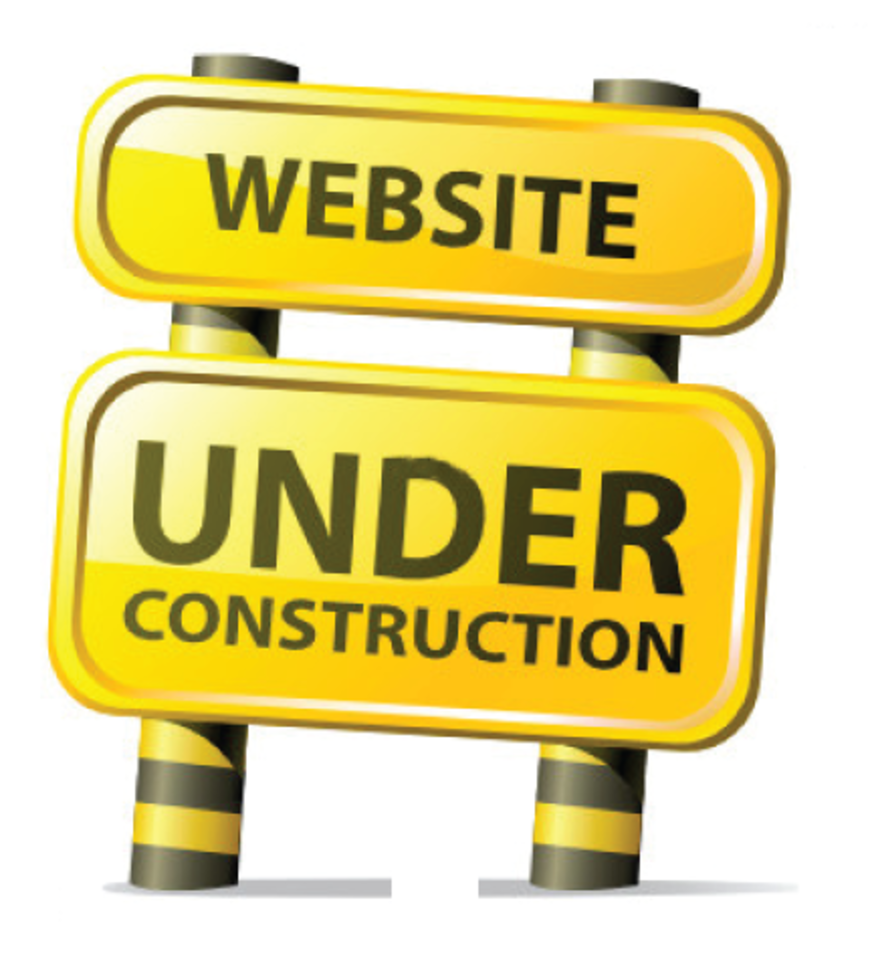 Sito Web in aggiornamento