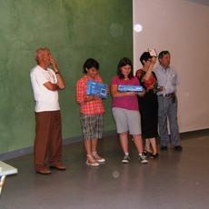 2009: Premiazioni Concorso Scuole