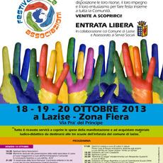 Festival Associazioni 2013