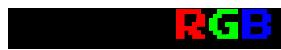 Retro RGB logo