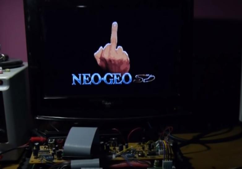NeoGeo CD SD Loader Update