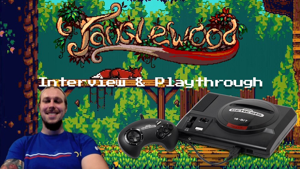 Tanglewood:  Interview and Playthrough with creator Matt Phillips