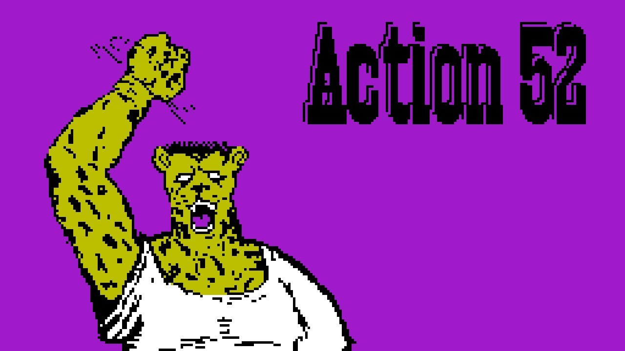 Action 52 fixed for EverDrive N8