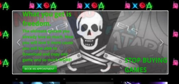 Moron Advertises Stolen PS4 Games, Gets Sued