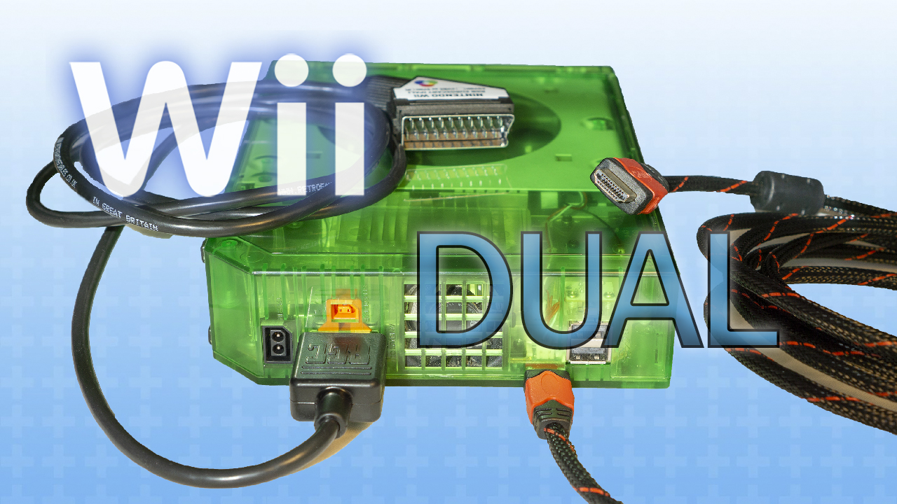 Wii Dual's Arriving Next Week