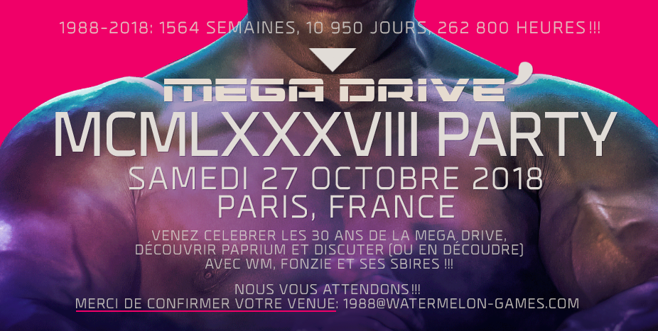 Watermelon Claims Paprium Is Still Coming October-ish;Announces Launch Party In Paris