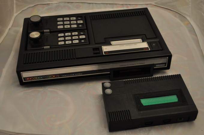 Collectorvision Phoenix – An FPGA based Colecovision