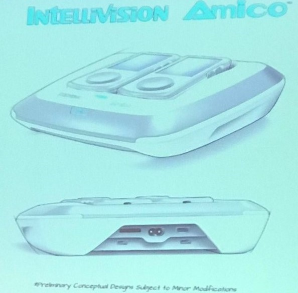 Intellivision Amico revealed at PRGE
