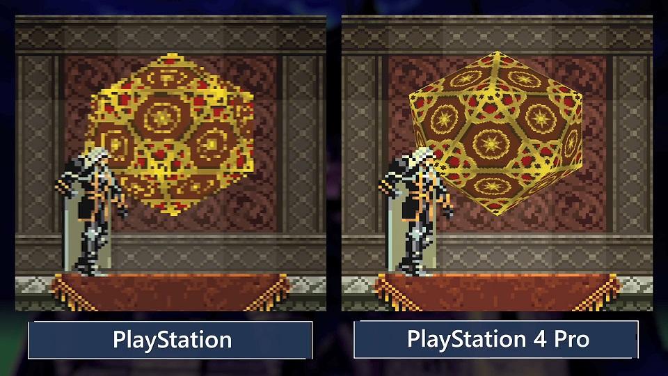 MLiG's Castlevania Requiem Comparison