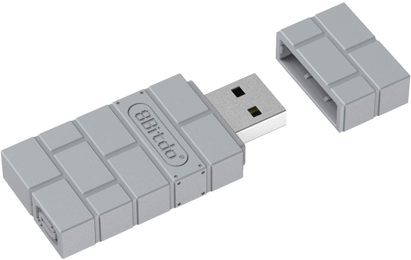 8bitdo announces wireless adapter for the Playstation Classic