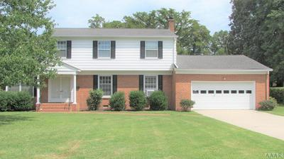 105 S FRONT ST, Hertford, NC 27944 - Photo 1