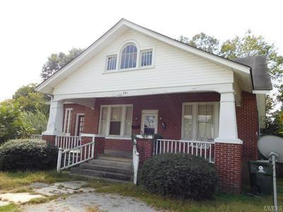 501 CHURCH ST W, Ahoskie, NC 27910 - Photo 1