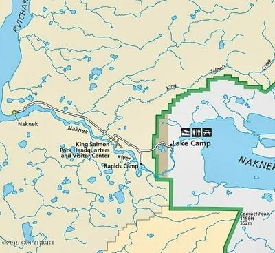 NHN NAKNEK RIVER KATMAI NAT PARK, King Salmon, AK 99613 - Photo 1