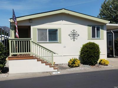 6468 WASHINGTON ST SPC 178, Yountville, CA 94599 - Photo 1