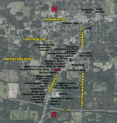 1332 MAIN ST, Chipley, FL 32428 - Photo 2