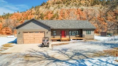 43 IV BAR RD, Hulett, WY 82720 - Photo 1