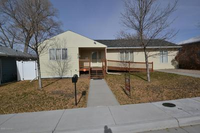 212 FRONTIER AVE, Newcastle, WY 82701 - Photo 2