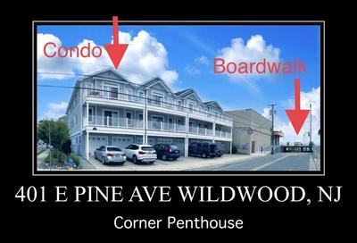 401 E PINE AVE APT E, Wildwood, NJ 08260 - Photo 1