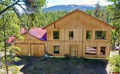 380 WOLF CANYON DR, Almont, CO 81210 - Photo 2