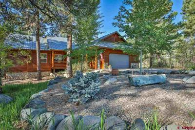 52 OLIVE CT, Pagosa Springs, CO 81147 - Photo 1