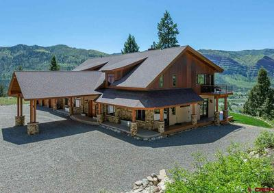 195 LOCKES MOUNTAIN RD, Durango, CO 81301 - Photo 1