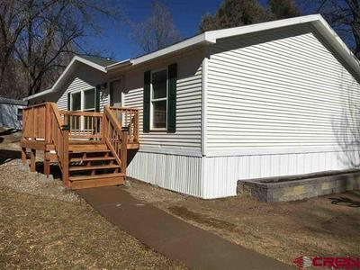 288 ANIMAS VIEW DR TRLR 81, Durango, CO 81301 - Photo 1