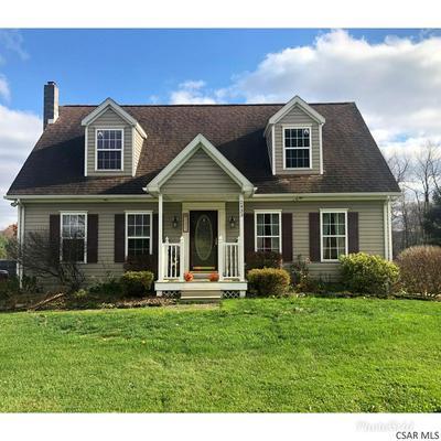 2433 BENSHOFF HILL RD, Johnstown, PA 15909 - Photo 1
