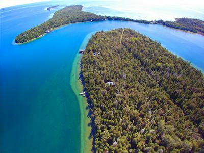 000 S CORYELL ISLAND, Cedarville, MI 49719 - Photo 2