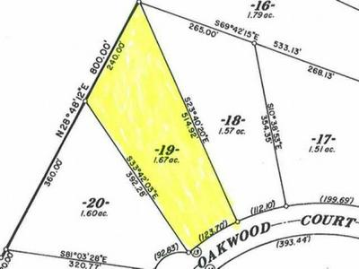 ON OAKWOOD CT # LOT 19, Sayner, WI 54560 - Photo 2