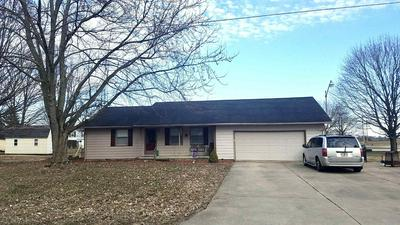607 S SIMS ST, Swayzee, IN 46986 - Photo 1