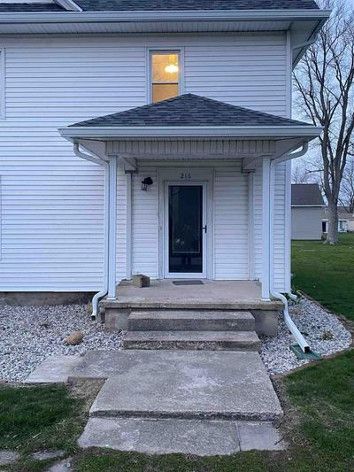 216 W MAIN ST, Chalmers, IN 47929 - Photo 1