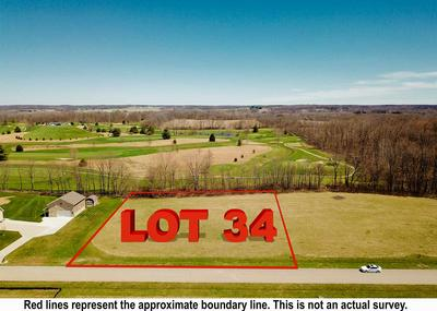 LOT 34 HYLAND MEADOWS DRIVE, Knightstown, IN 46148 - Photo 1