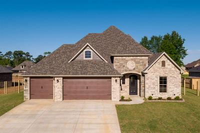 123 SADDLE BROOK, Hallsville, TX 75650 - Photo 1