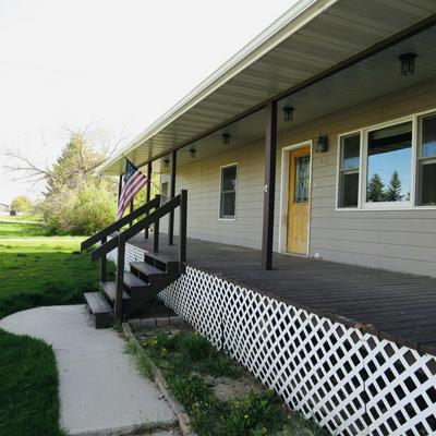 636 CENTRAL AVE, Fairfield, MT 59436 - Photo 1