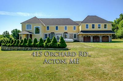415 ORCHARD RD, Acton, ME 04001 - Photo 1