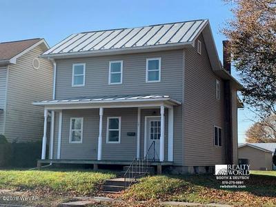 161 N MAIN ST, Hughesville, PA 17737 - Photo 1