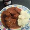 receta de estofado de carne con vino tinto por Elena