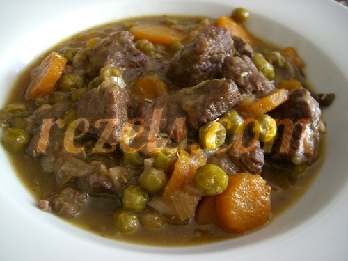 receta de ragoût de ternera por arctarus