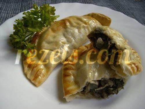 receta de empanadillas de morcilla por inma