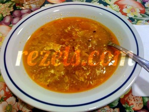 receta de sopa de ajo castellana por torpas